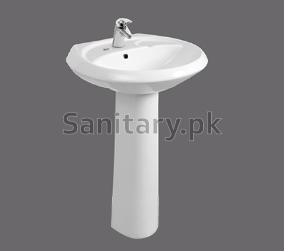 15X18 Two Piece Wash Basin Brite Sanitary Ware