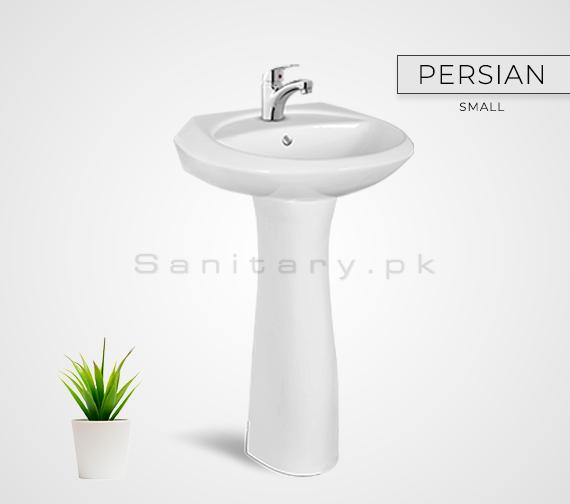 PERSIAN (S) Washbasan Padestal Sunny Ceramics