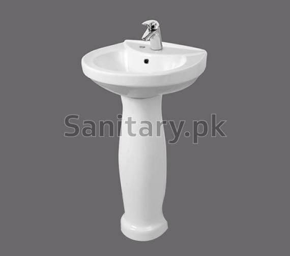 Diana Two Piece Wash Basin Brite Sanitary Ware
